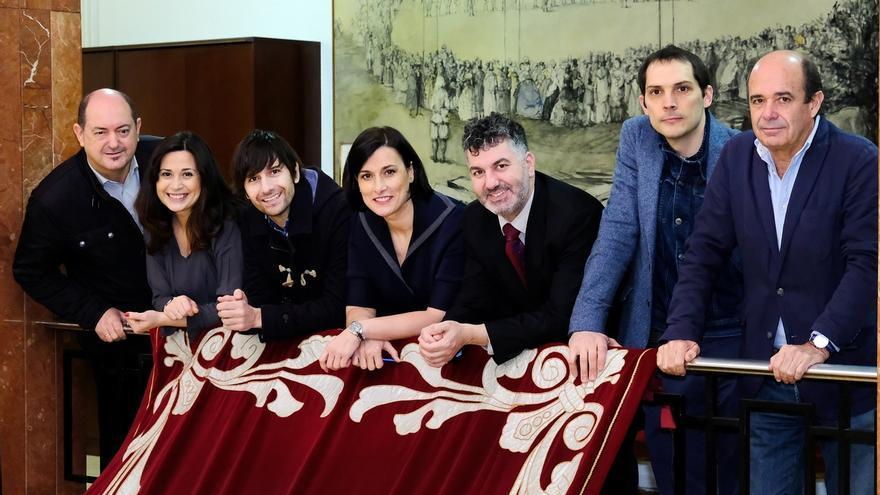 Sergio Bastard, Enrique Muñoz, Ivette Mejía y Ander San Martín llevan la gastronomía de Santander a 'Sevilla Tapas Week'