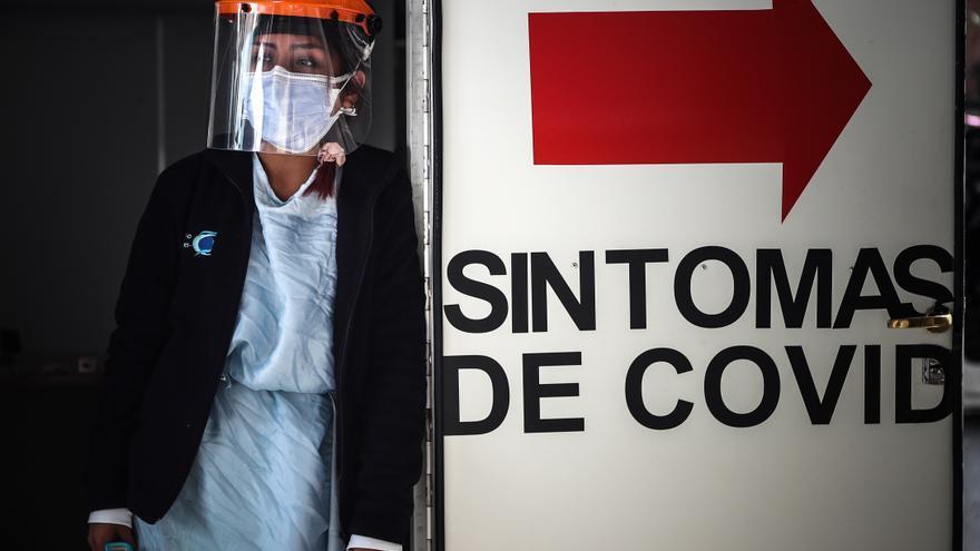 Argentina reporta 39.207 nuevos casos de la covid-19 y 560 decesos más
