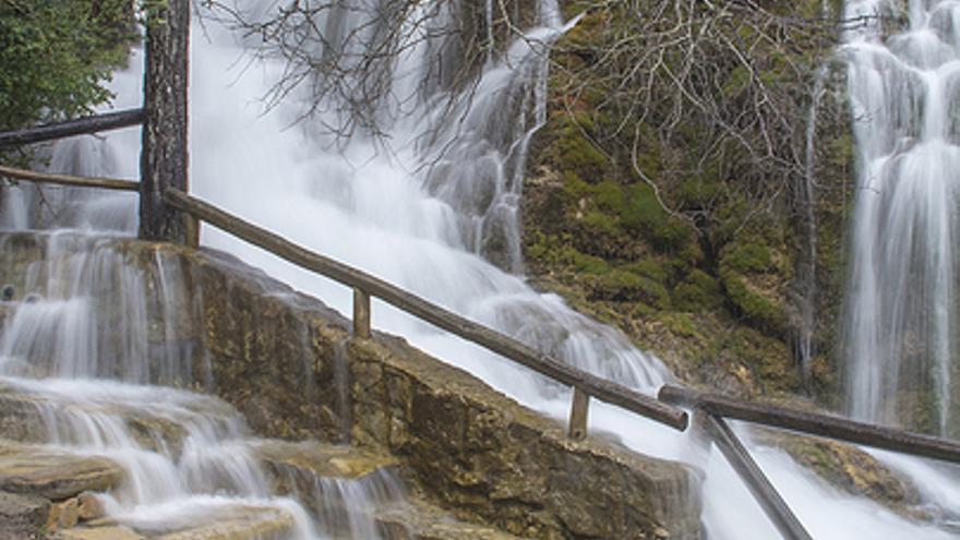 Nacimiento del Río Cuervo (Cuenca) / Turismo Castilla-La Mancha