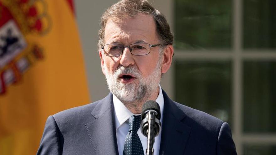 Rajoy analizará con sus ministros las acciones previstas en respuesta al 1-O