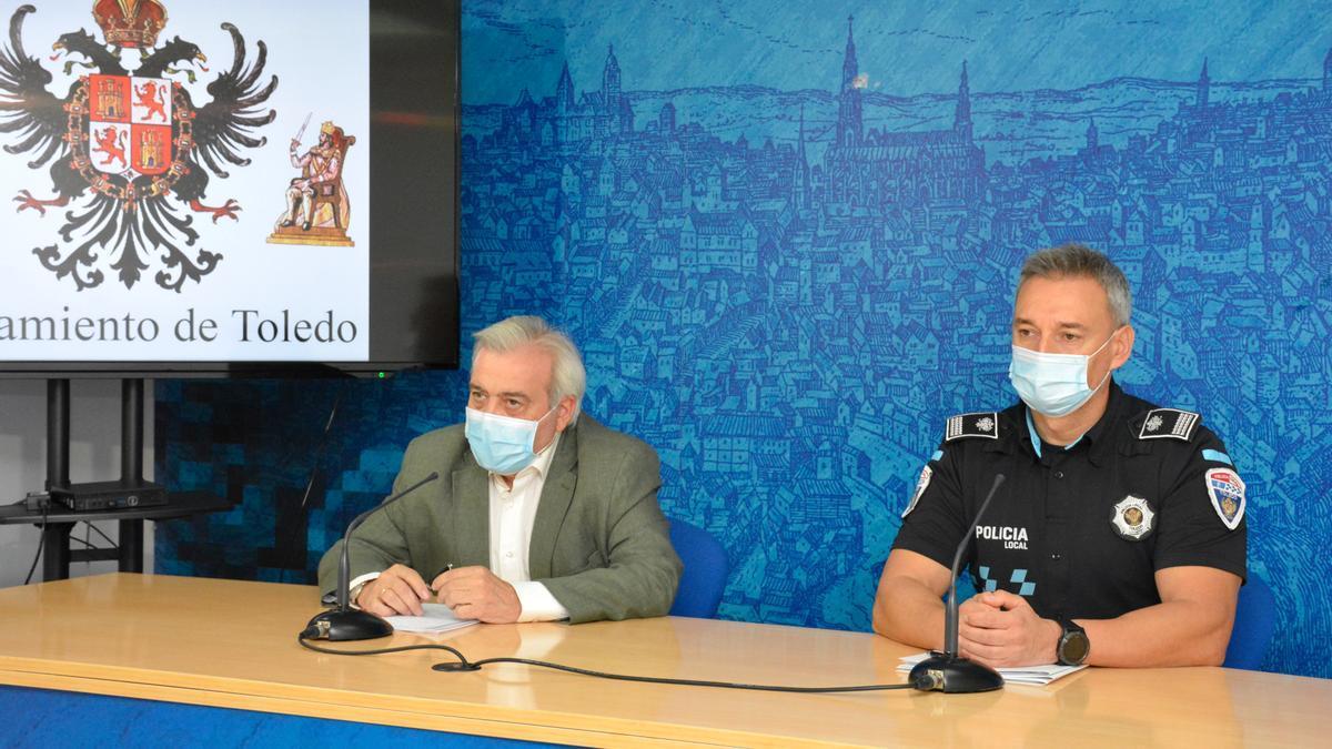 Juan José Pérez del Pino y Miguel Fernández