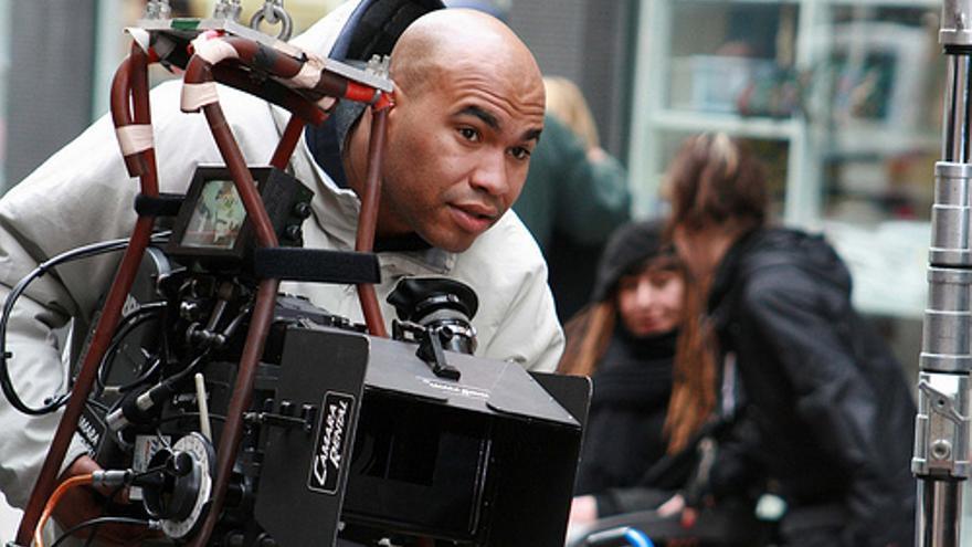 El director Santiago Zannou, que presentará uno premio en los Goya