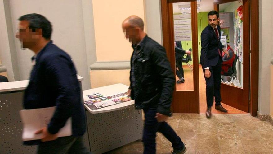 Cuatro detenidos y 11 registros por corrupción en el Ayuntamiento de Tarragona