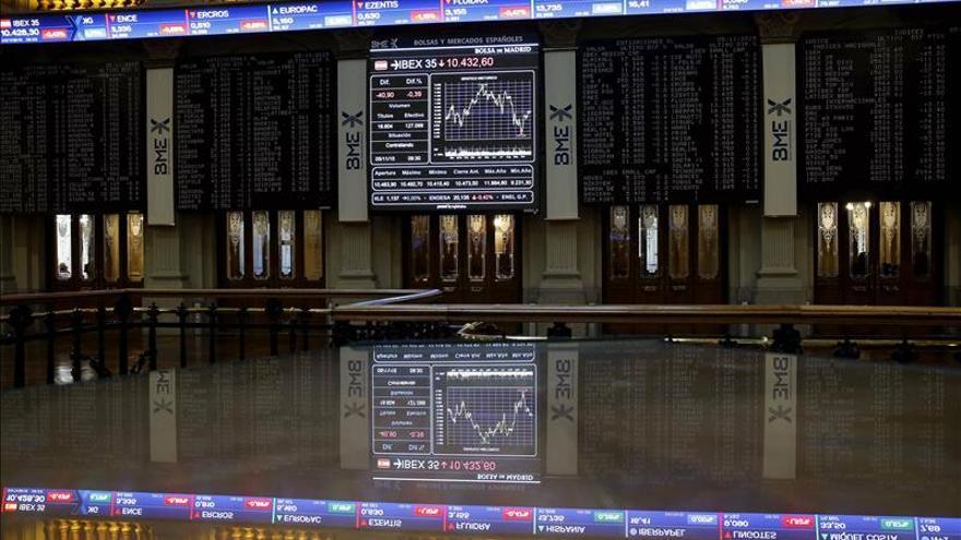 La Bolsa española abrirá mañana, festividad de la Almudena en Madrid capital