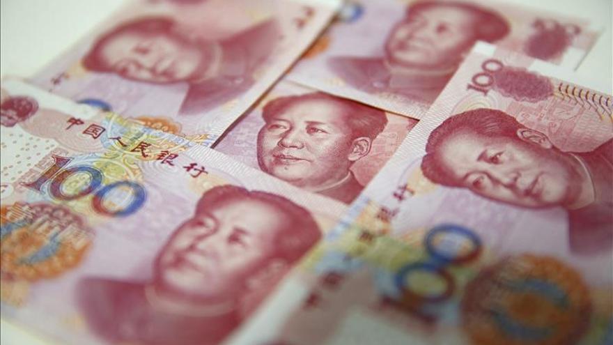 El Banco central chino inyecta 60.800 millones de dólares en el sistema financiero