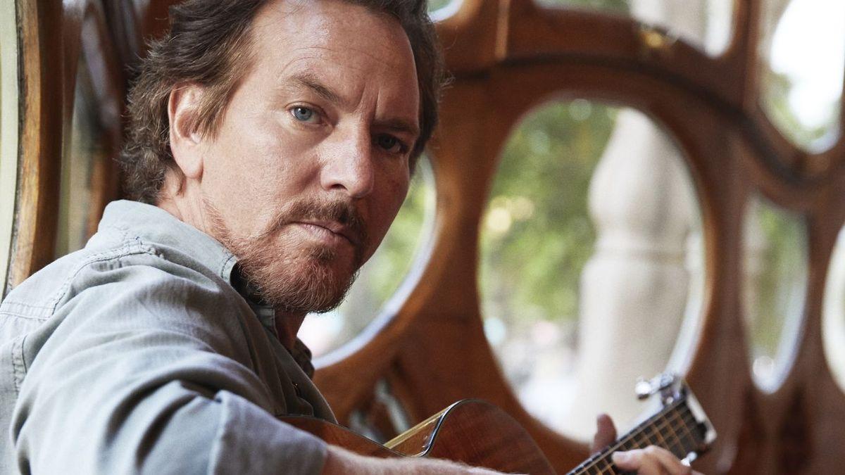 """""""Long Way"""", lo nuevo de Eddie Vedder"""