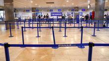 La Audiencia Nacional declara nulos los servicios mínimos de Fomento en la primera huelga de Ryanair en España