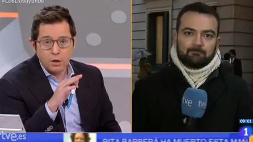 Impacto mediático por la muerte de Rita Barberá tras sufrir un infarto en Madrid