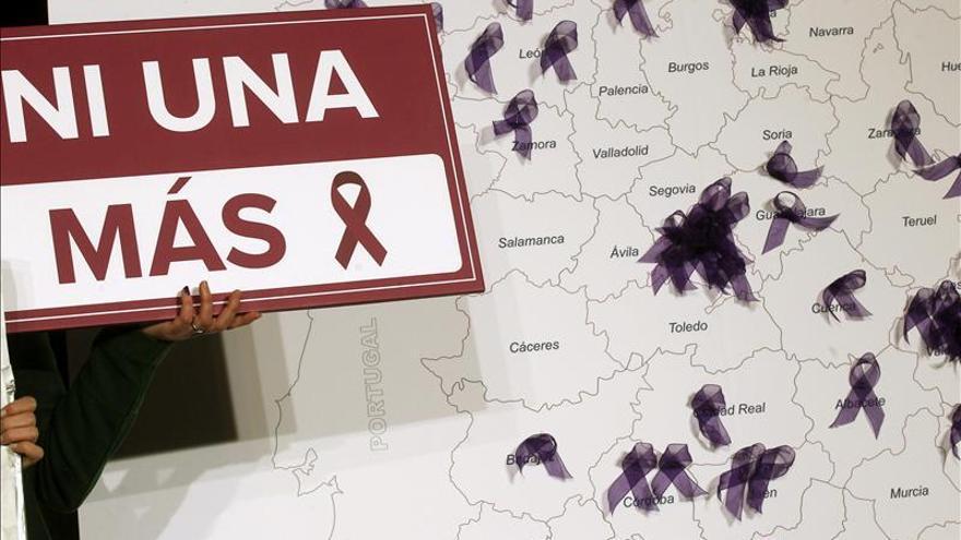 La violencia machista mata a 48 mujeres y 5 niños en 2013 y deja 42 huérfanos