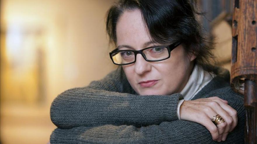 """La escritora Marta Sanz amplia y revisa su novela """"La lección de anatomía"""""""