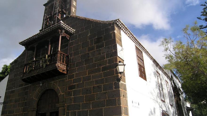 El Real Santuario de Las Nieves tendrá un museo de arte sacro.