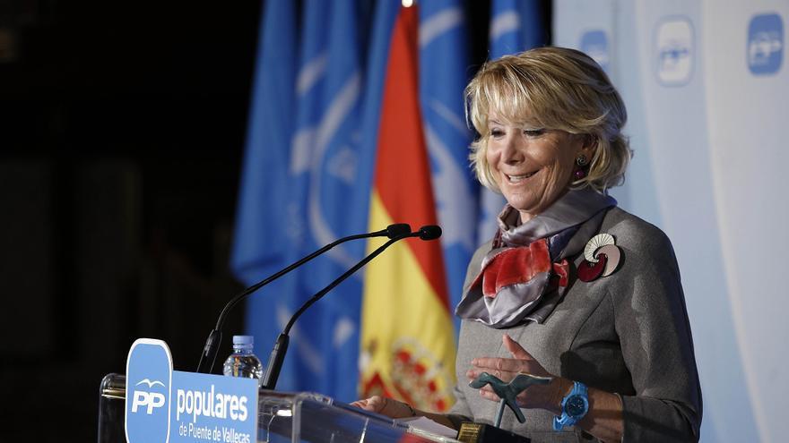 """Aguirre cree que el PP debe tender """"todos los puentes posibles"""" para recuperar a """"eminentes militantes"""" como Ortega Lara"""