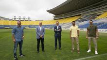 Pepe Mel renueva como entrenador de la UD Las Palmas