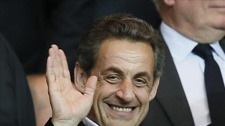 Sarkozy defiende ahora derogar la ley del matrimonio homosexual