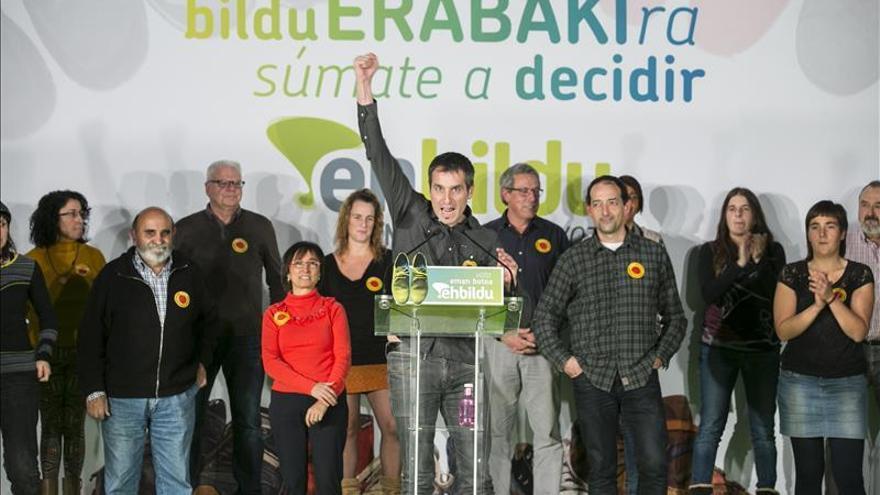 Urbina: Las grietas del Estado serán socavones con una EH Bildu potente