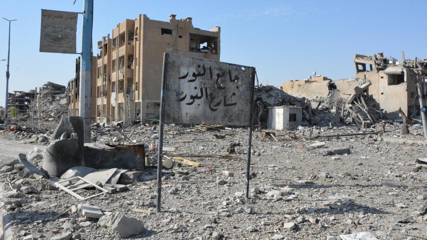 La IMF-CSIC colaborará en reparar monumentos dañados por el ISIS en Siria