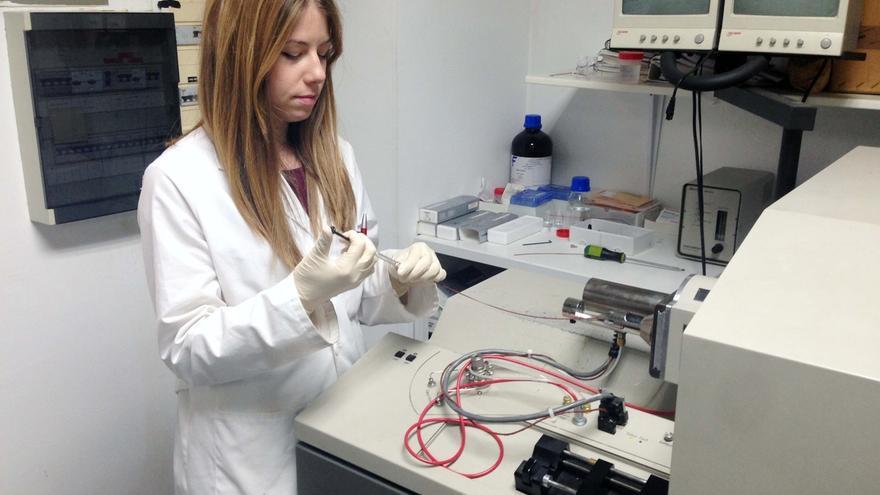 Analizan muestras de fluido a partir del tejido pulmonar para el diagnóstico precoz del cáncer de pulmón