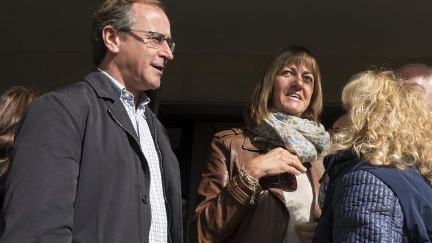 El PP critica que el PNV apoye el referéndum y pide a Urkullu que ponga orden