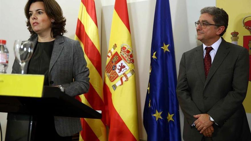 """Santamaría ve a Millo """"pieza clave"""" para el """"diálogo y lealtad institucional"""""""