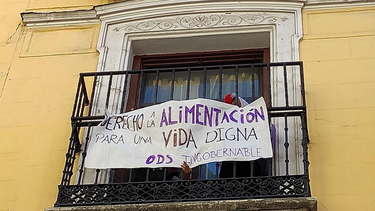 La Ingobernable, de nuevo en el centro de Madrid.