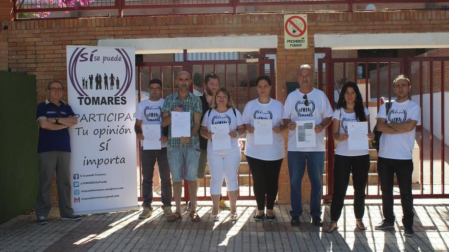 """La JEZ expedienta a José Luis Sanz por """"obstáculos"""" municipales a la campaña de Sí Se Puede Tomares"""
