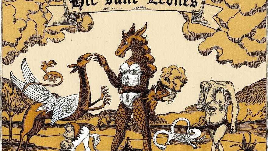 Hic Sunt Leones. Fuente Wikipedia