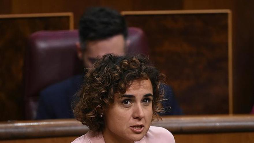 Montserrat aboga por una nueva generación de políticos independentistas