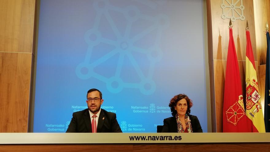 """El Gobierno de Navarra celebra que """"pueda haber estabilidad"""" en España con un Ejecutivo que """"comprenda el autogobierno"""""""