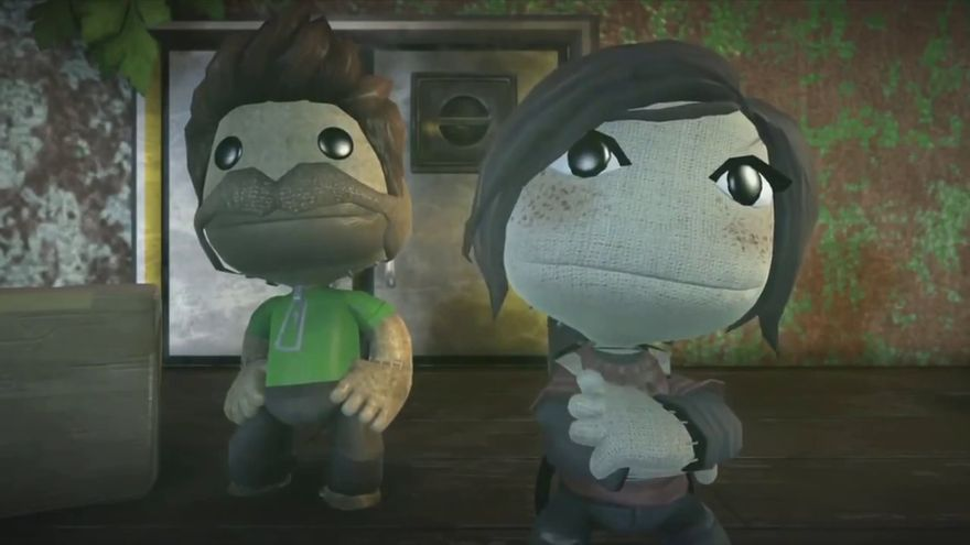 Playstation Experience LBP TLoU