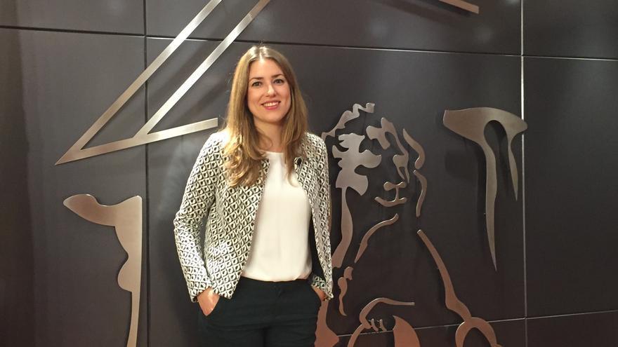 La diputada más joven del Congreso, María Such (PSOE)