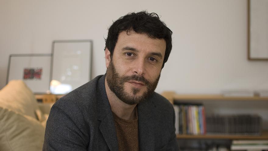 Francisco Daniel Medina, ganador del I Premio La Bolsa de Pipas