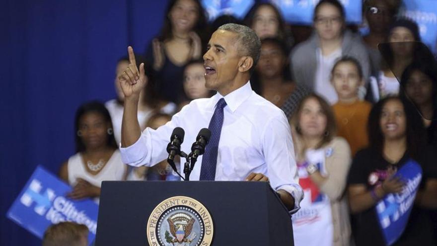 Obama cree que hubiera ganado las elecciones si se hubiera enfrentado a Trump