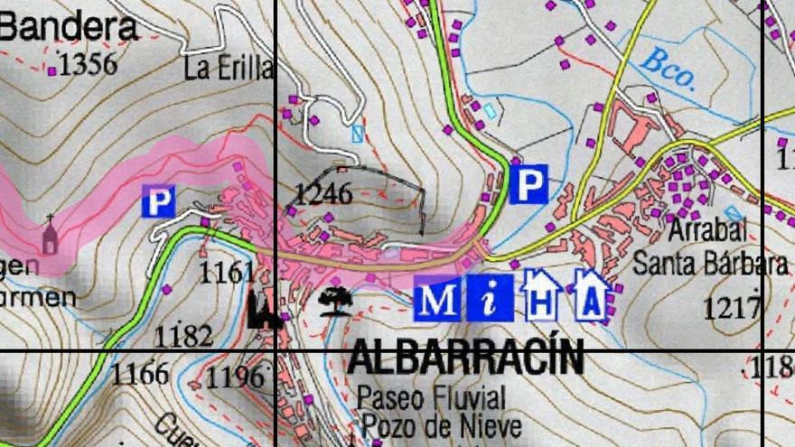 En la página de Senderos de Aragón se encuentra información detallada de 354 rutas.