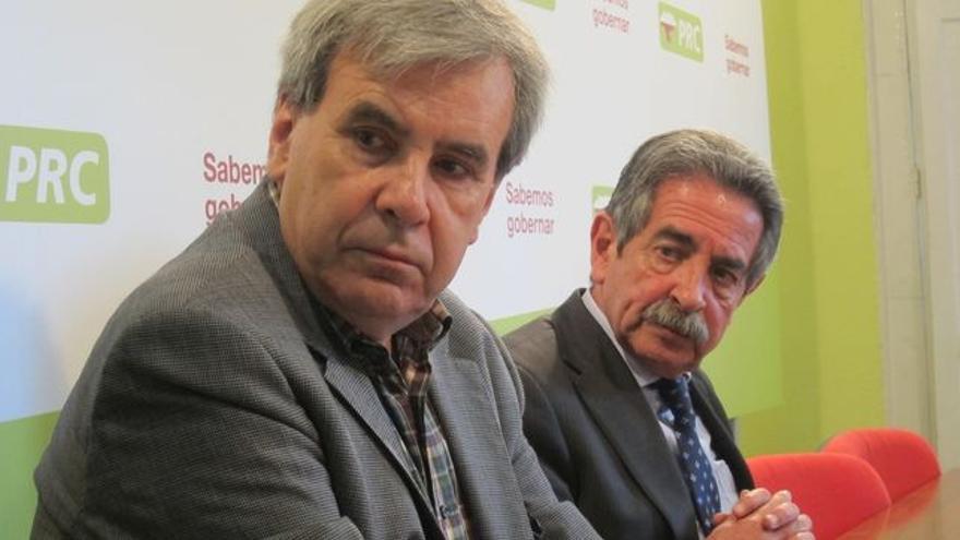 Miguel Ángel Revilla y Rafael De la Sierra