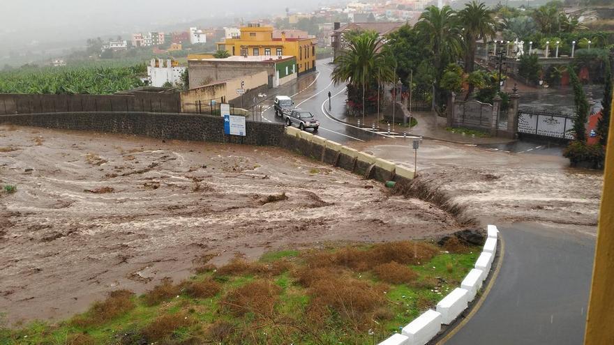 Barranco de La Luz (Los Realejos, Tenerife)