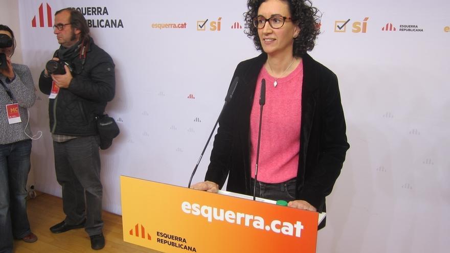 ERC apuesta por investir a Puigdemont y exige a Rajoy que negocie