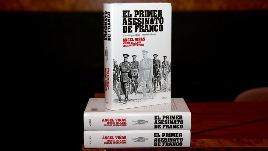 El libro 'El primer asesinato de Franco'