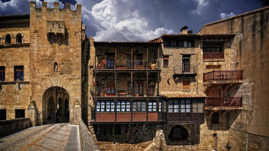 """Valderrobres (Teruel) es uno de """"Los pueblos más bonitos de España"""""""