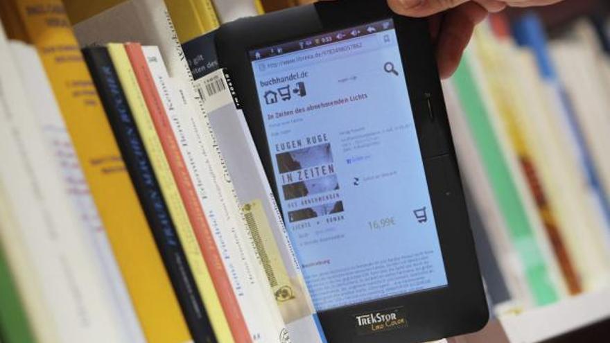 La Feria Internacional del Libro contará con un córner digital dedicado a los ebooks