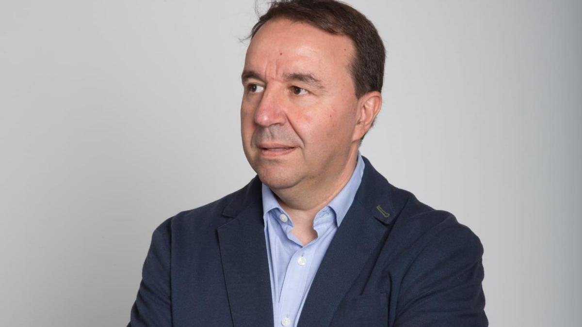 Aurelio Zapata, director general de Deporte en el Ayuntamiento de Guadalajara