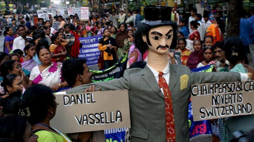 Sentencia favorable a los genéricos indios en el juicio de Novartis