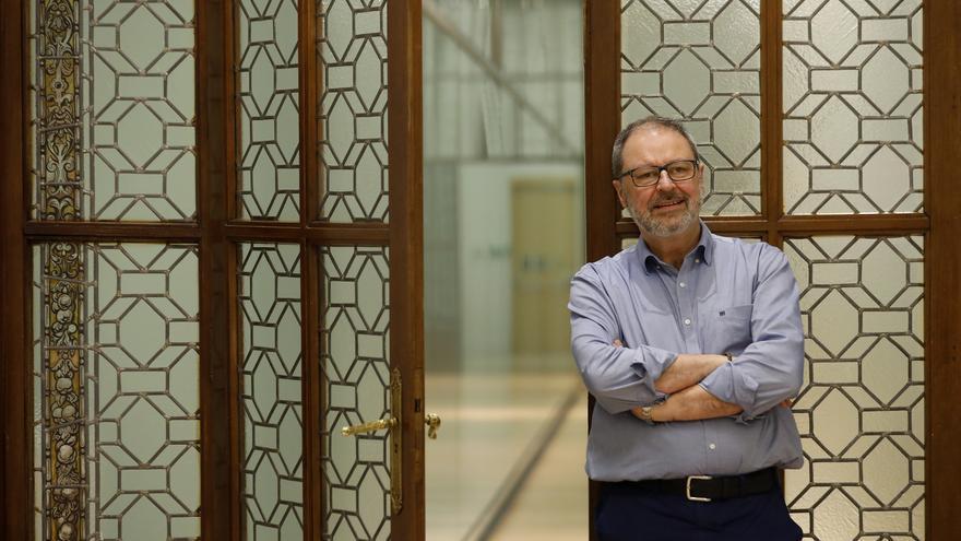 Javier Barbero, concejal de Salud, Segudidad y Emergencias del Ayuntamiento de Madrid.