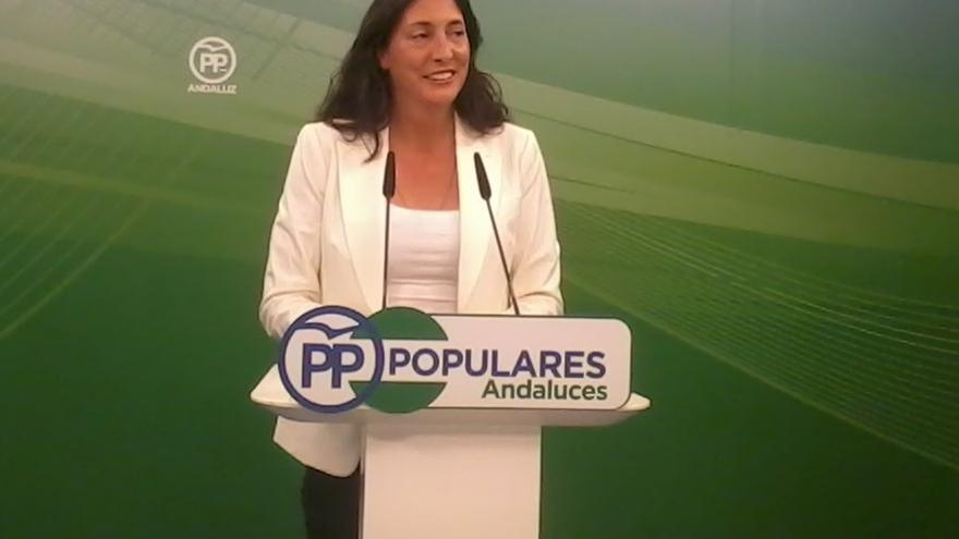 """PP-A insta a Susana Díaz a """"pedir perdón a los andaluces"""" por el caso ERE, que """"ha empobrecido a Andalucía"""""""
