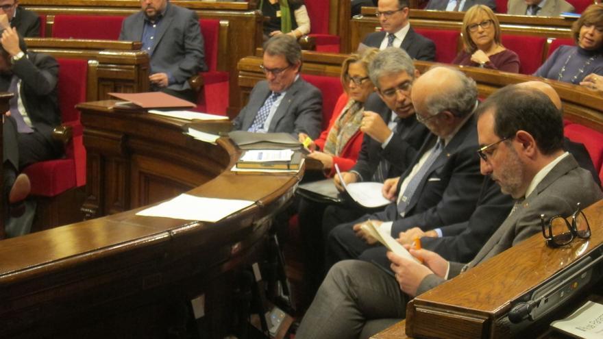 """Junqueras reitera su """"voluntad"""" de que ERC entre en el Govern"""