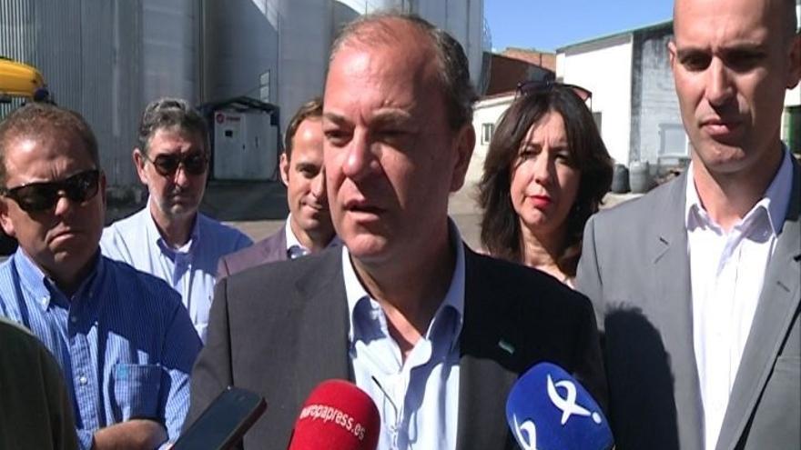 Monago se quedará como líder de la oposición en Extremadura durante la nueva legislatura