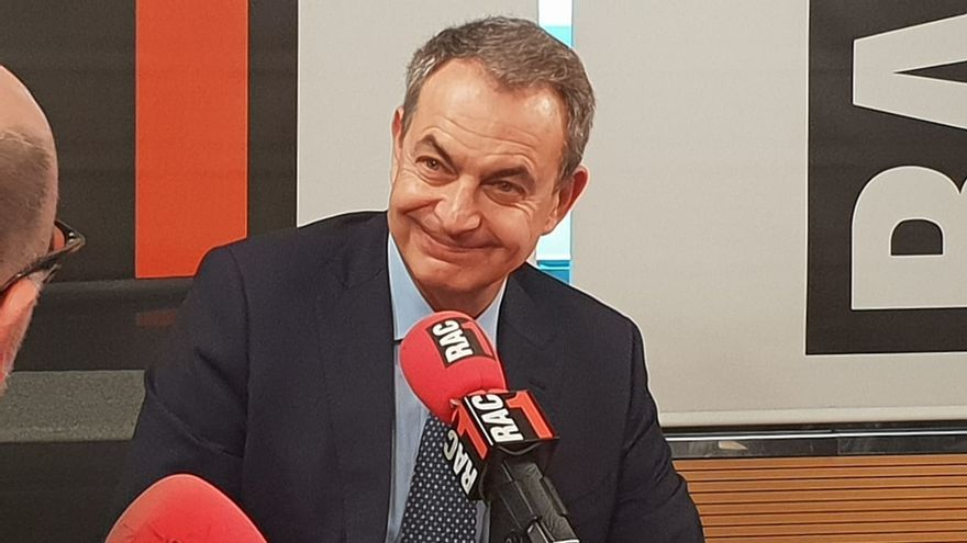 """Zapatero habló con Junqueras antes del juicio y desea una sentencia """"que no comprometa el diálogo"""""""