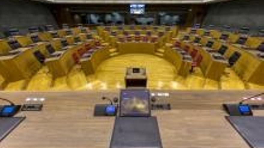 El Parlamento inicia este viernes la conmemoración del Día de Navarra con unas jornadas sobre las Cortes