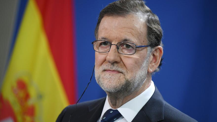 Rajoy no aclara si competirá por presidir la Federación de Fútbol y dice que este tema lo contará en su próximo libro