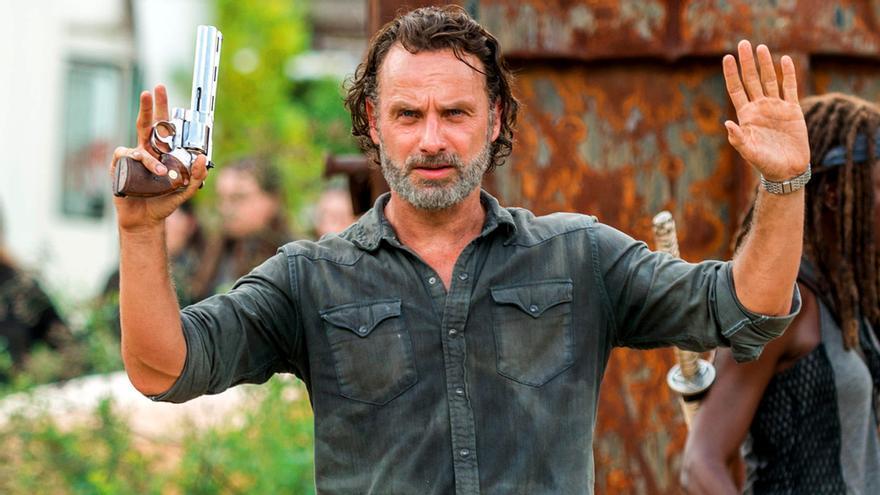 Andrew Lincoln explica los motivos de su adiós a The Walking Dead