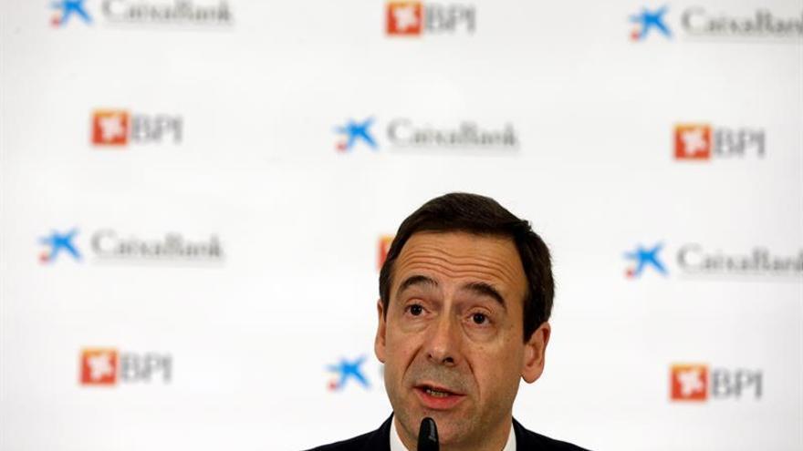 Caixabank dice que está en posición de aprovechar oportunidades en España